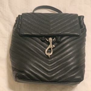 REBECCA MINKOFF QUILTED BACKPACK